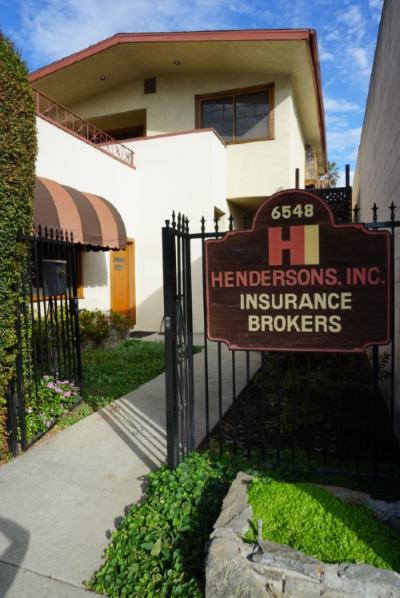 Hendersons Insurance Agency, Inc.